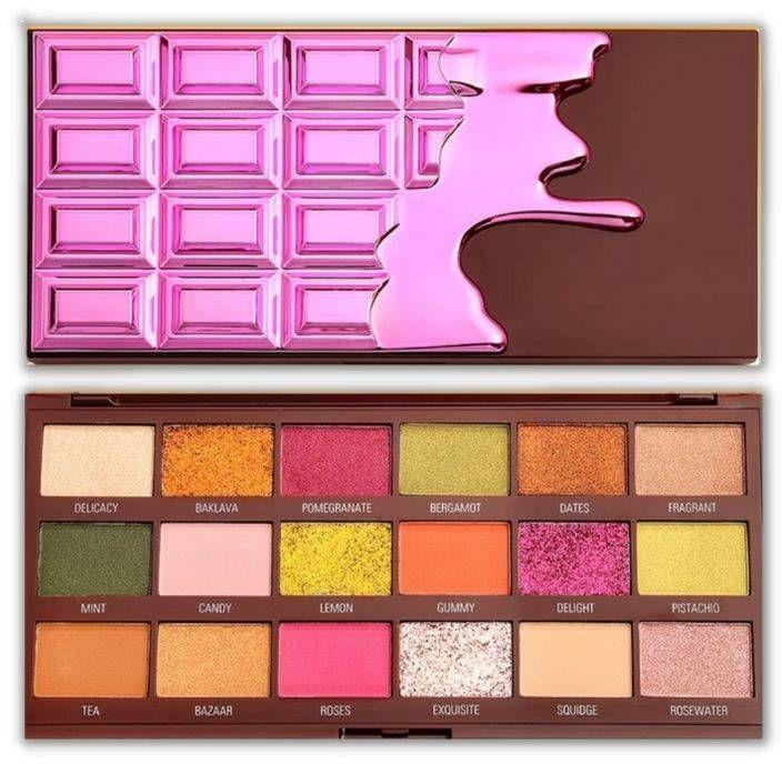 Makeup Revolution - Turkish Delight Chocolate Palette