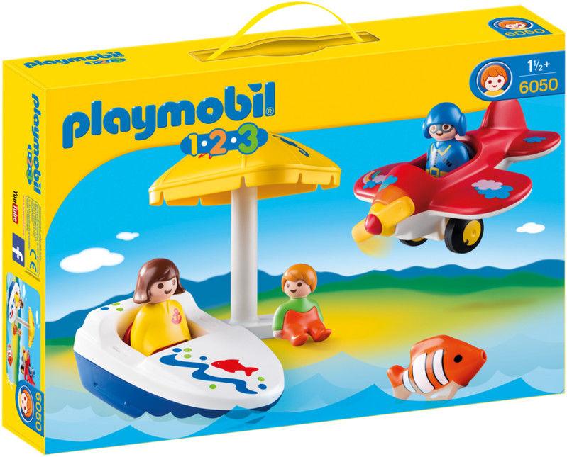 Playmobil - Wakacyjna zabawa 6050
