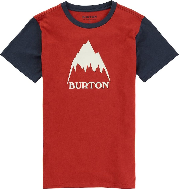 t-shirt dziecięcy BURTON BOYS CLASSIC MOUNTAIN HIGH SS Tandori