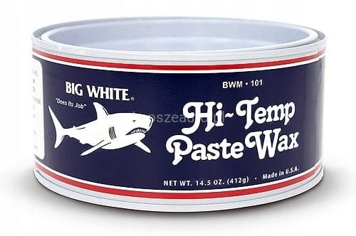 FINISH KARE 1000P HI-TEMP Paste TRWAŁY WOSK 412g