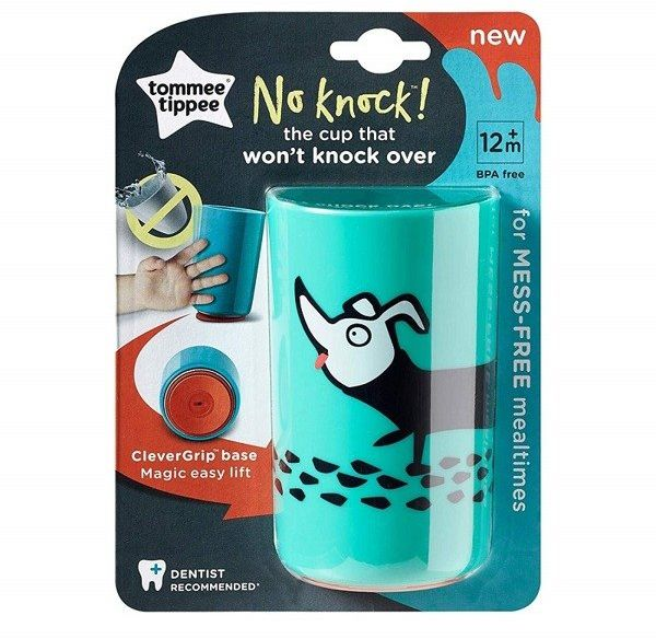Kubek Super Cup 12m+ Dog Tommee Tippee