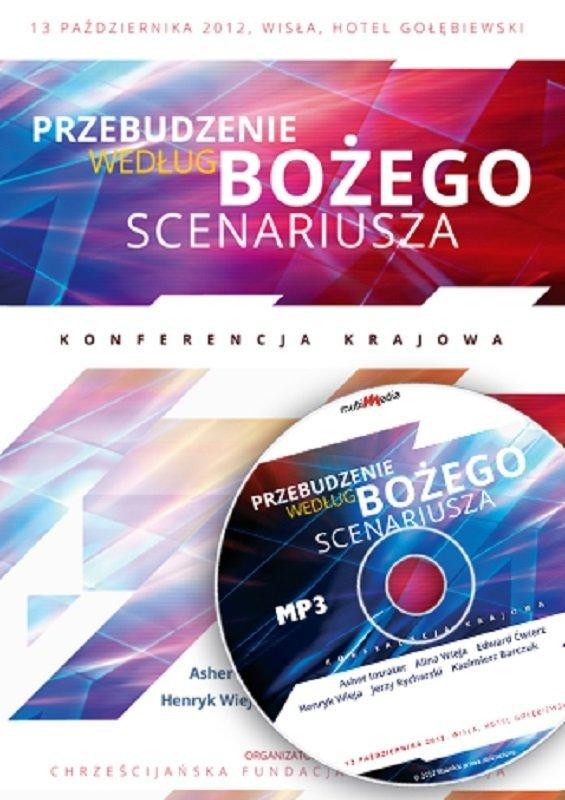 Przebudzenie według Bożego scenariusza - CD/MP3 - Asher Intrater, Alina Wieja, Edward Ćwierz, Wieja Henryk, Jerzy Rycharski, Barczuk Kazimierz