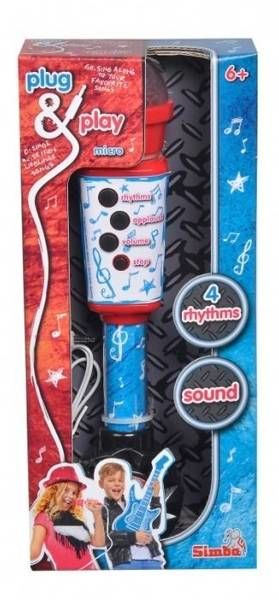 Mikrofon MP3 - Simba