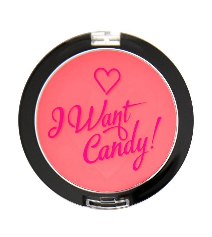 Makeup Revolution róż I Want Candy