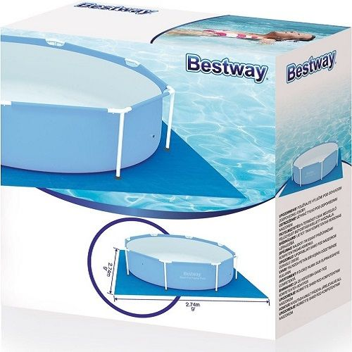Mata pod basen Bestway 58000 274x274cm