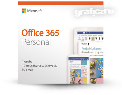 Microsoft 365 Personal MULTI Win/Mac