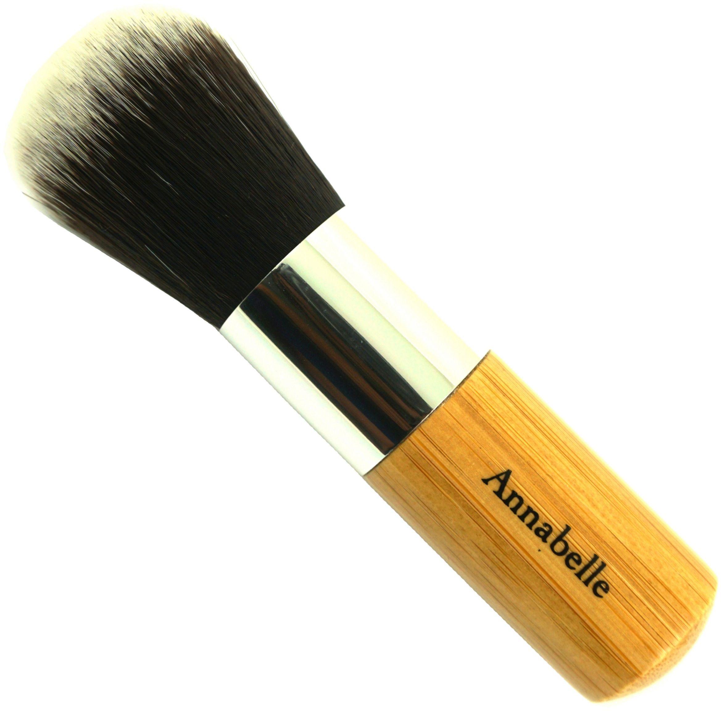 Pędzel Kabuki do podkładów mineralnych - Annabelle Minerals