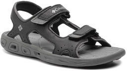 Sandały COLUMBIA - Childrens Techsun Vent BC4566 Black/Columbia Grey 010