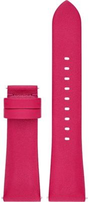 Skórzany pasek do zegarka MICHAEL KORS ACCESS Różowy MKT9026. Kup taniej o 40 zł dołączając do Klubu