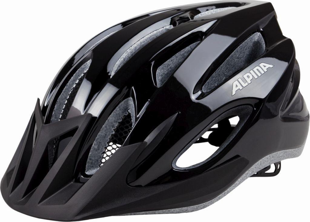 Kask rowerowy ALPINA MTB17 Czarny Rozmiar: 58-61,mtb17black