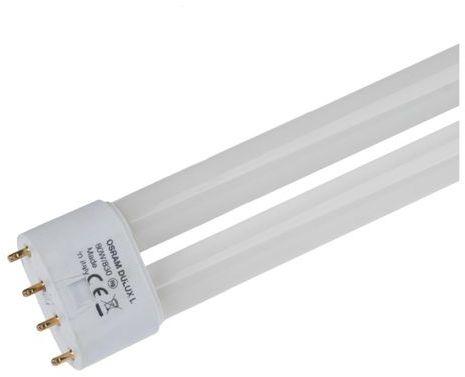 Świetlówka kompaktowa 2G11 (4-pin) 80W 3000K DULUX L 4050300665467