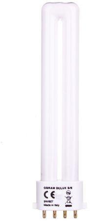Świetlówka kompaktowa 2G7 (4-pin) 9W 2700K DULUX S/E 4050300017655