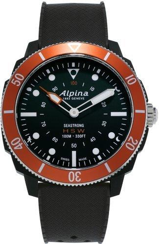 Alpina Seastrong AL-282LBO4V6 - Dla Ciebie 10% rabatu - skorzystaj z kuponu: taniej