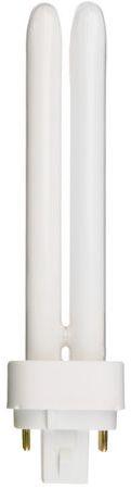 Świetlówka kompaktowa G24q-2 (4-pin) 18W 4000K DULUX D/E 4050300017617