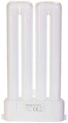 Świetlówka kompaktowa 2G10 (4-pin) 24W 3000K DULUX F 4050300333601