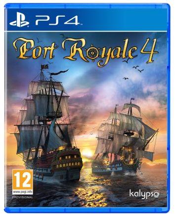 Port Royale 4 PS 4