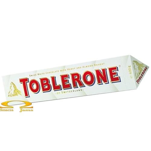 Czekolada Toblerone biała 100g