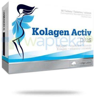 Olimp Kolagen Activ Plus 80 tabletek
