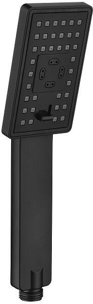 Omnires JimJim słuchawka prysznicowa 3-funkcyjna czarny JimJim-RBL