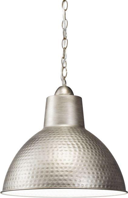 Lampa wisząca Missoula KL/MISSOULA/P/S Kichler dekoracyjna oprawa w nowoczesnym stylu