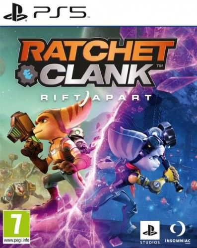 Ratchet & Clank Rift Apart PS 5 Używana