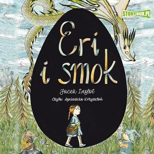 Eri i smok - Jacek Inglot - audiobook