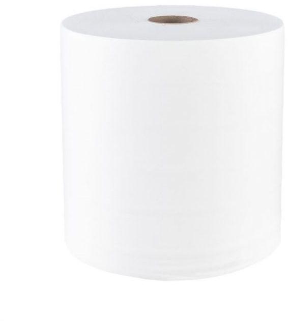 Czyściwo papierowe Merida top 28, długość 410 m, dwuwarstwowe, białe, zgrzewka 2 sztuki