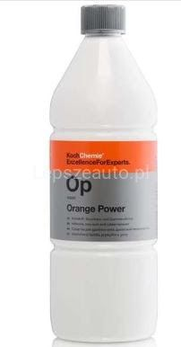 Koch Orange Power 1L usuwanie żywicy, graffiti