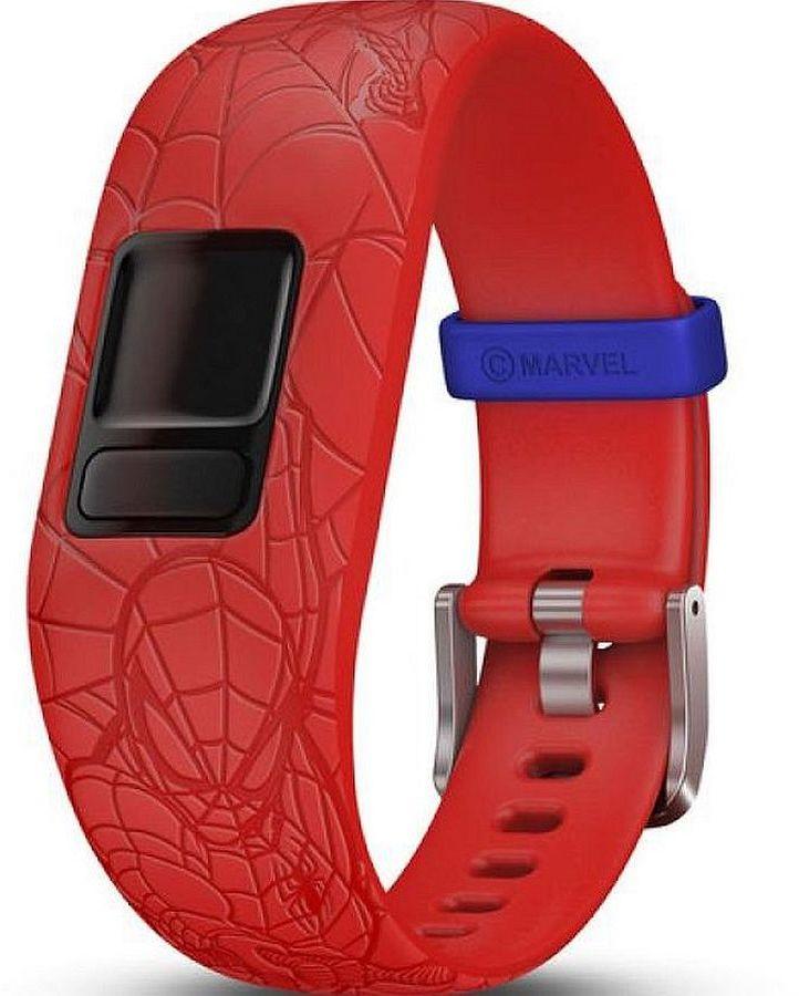 Pasek Garmin Vivofit jr Marvel Spider-Man 21 mm