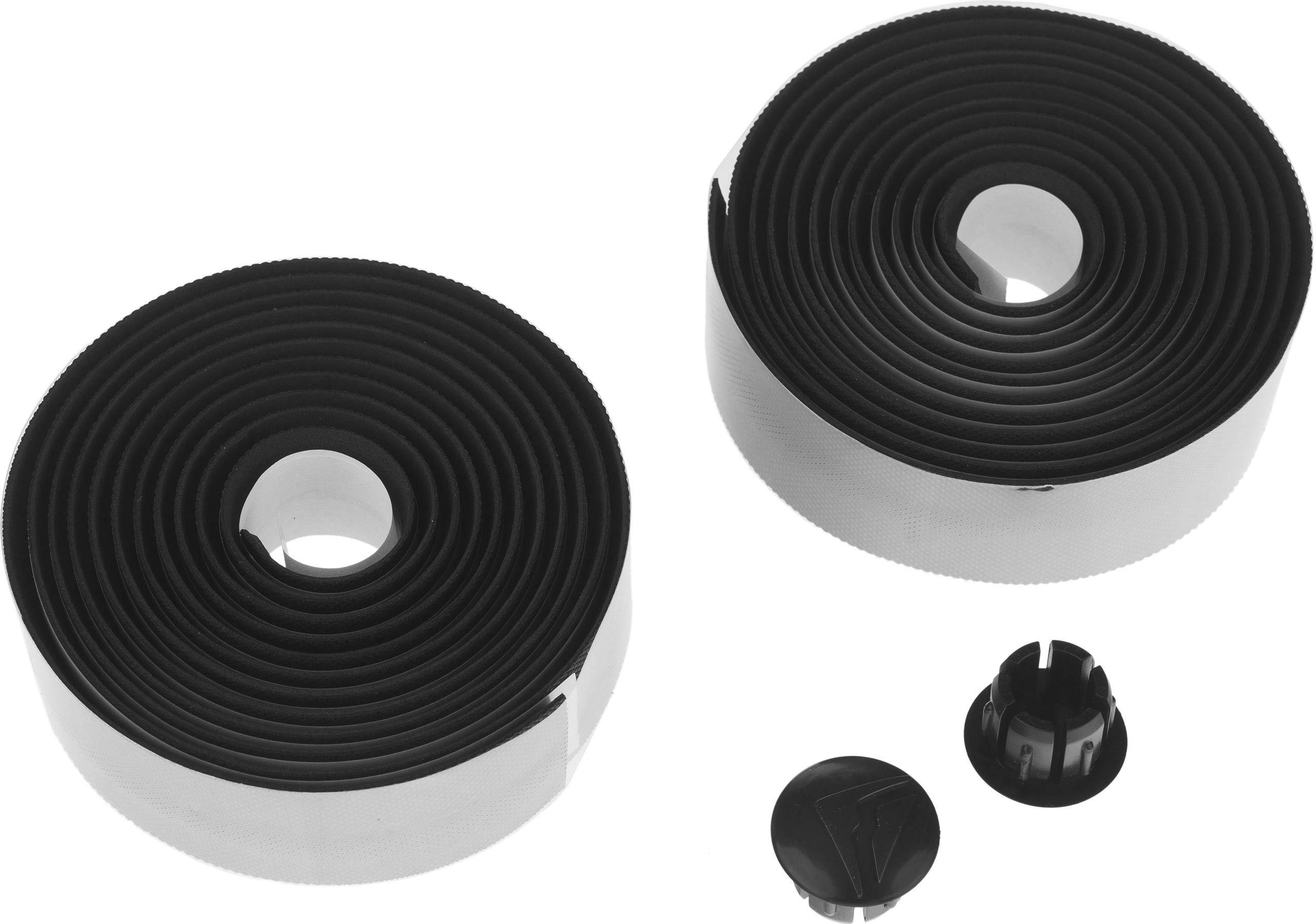 Owijka kier. MERIDA VaxGel żel + tasma i korki czarna 2100x30mm
