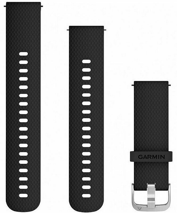 Pasek Garmin Quick Release Forerunner, Vivoactive, Vivomove, Venu 20 mm