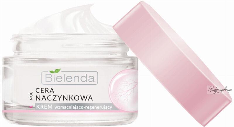 Bielenda - Couperose Skin - Strengthening and Regenerating Cream - Cera Naczynkowa - Krem wzmacniajaco-regenerujacy na noc - 50 ml