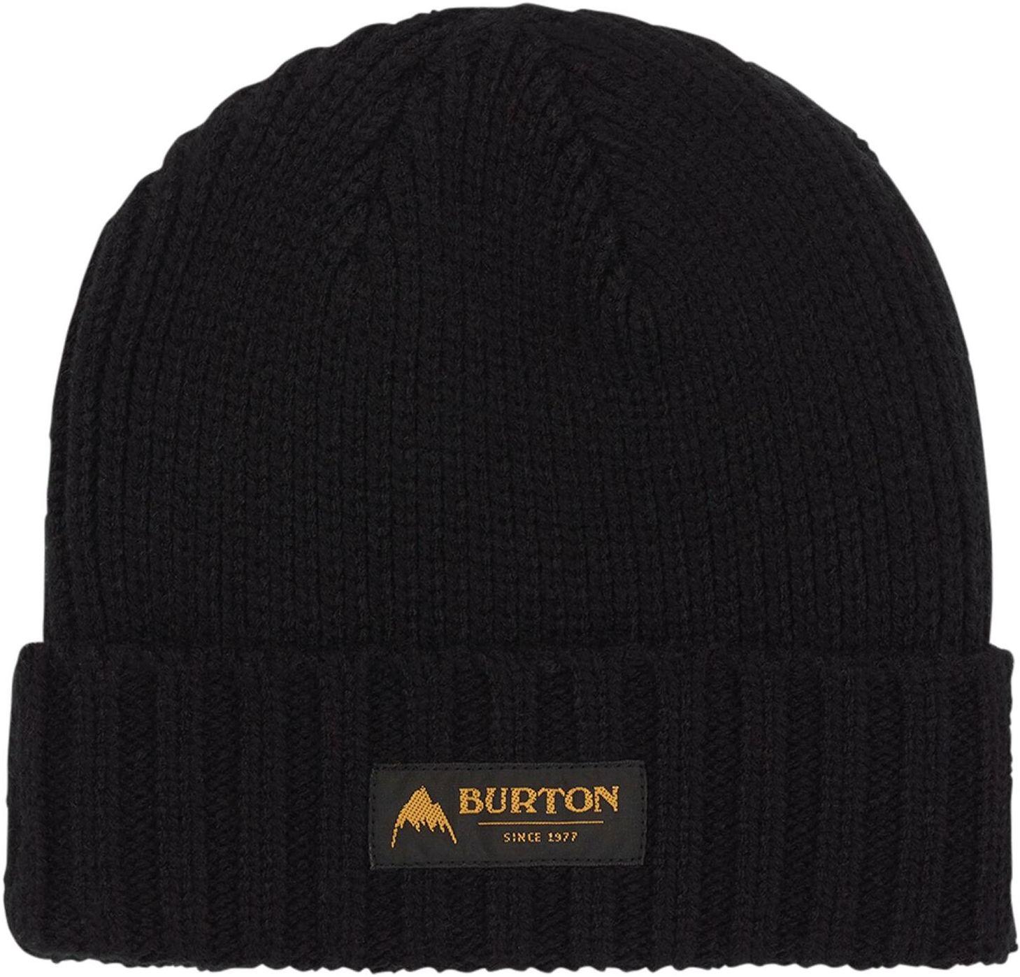 czapka zimowa dziecięca BURTON KIDS GRINGO BEANIE True Black