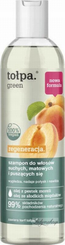 Tołpa - Green - Regeneracja - Szampon do włosów suchych, matowych i puszących się - 300 ml