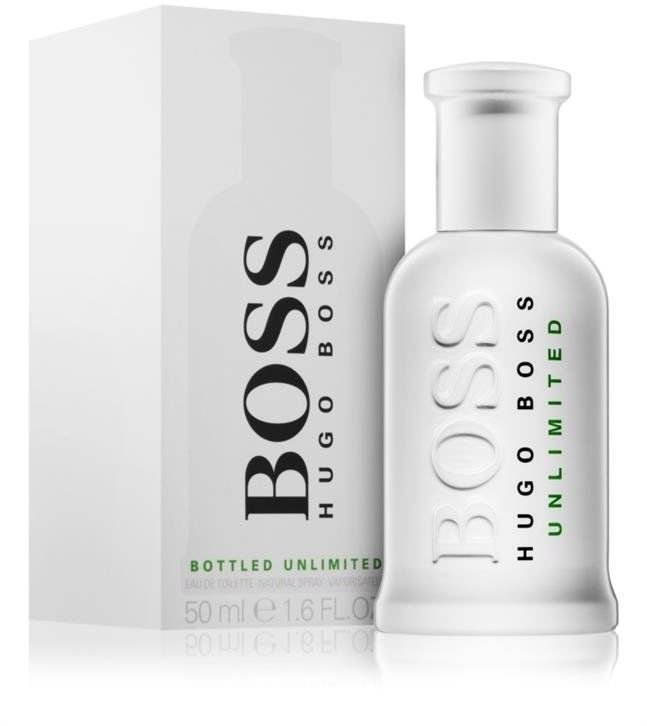 Hugo Boss Bottled Unlimited 50ml woda toaletowa [M]