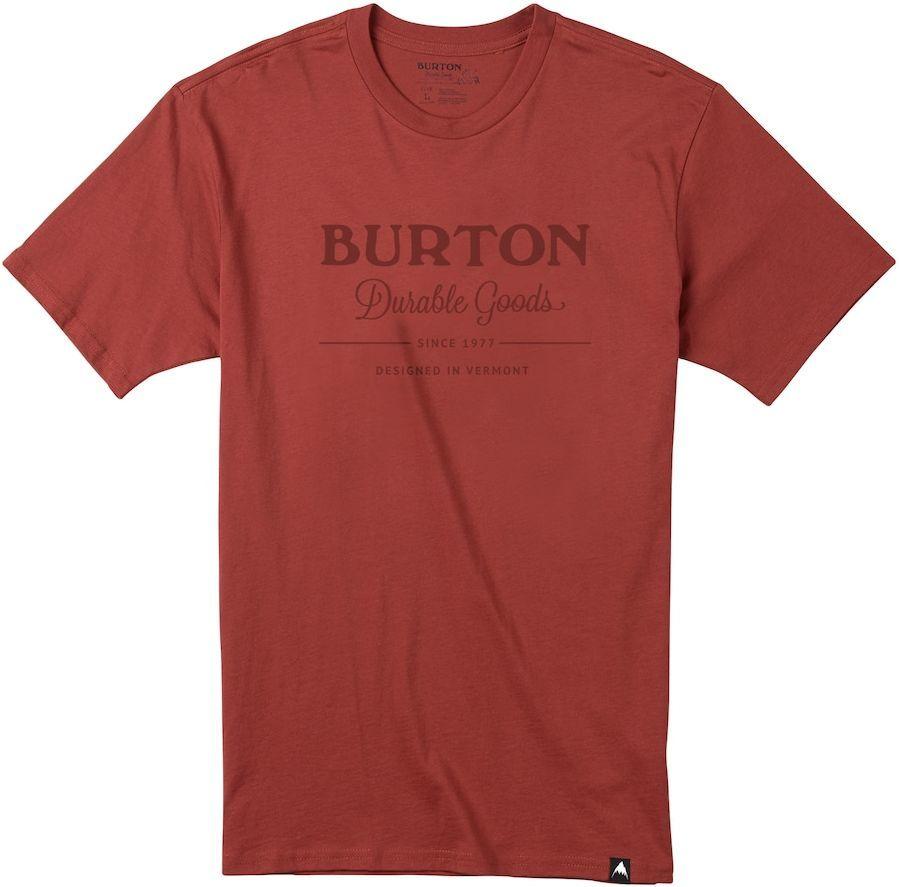 t-shirt męski BURTON DURABLE GOODS SS Tandori
