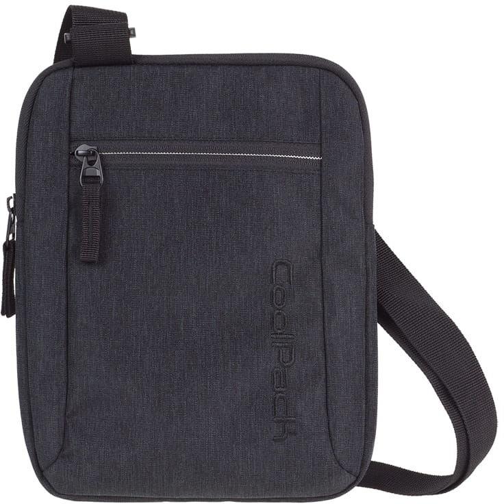 Saszetka torebka męska Coolpack draft czarna