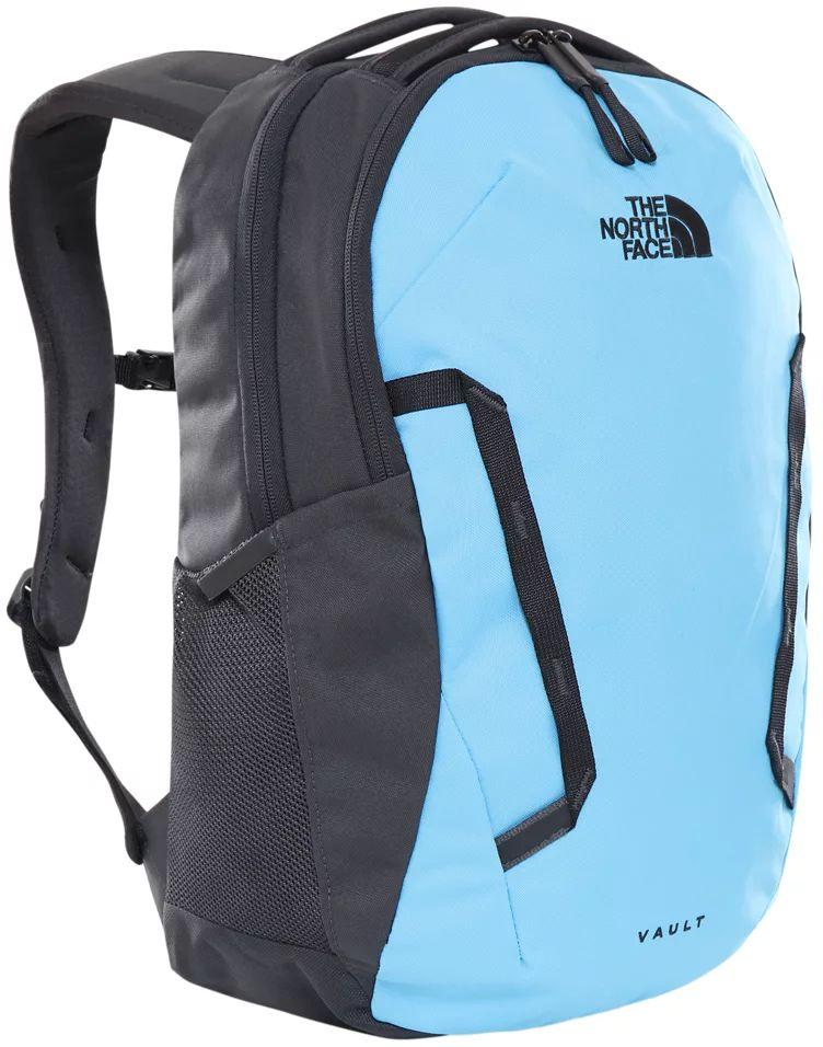 Plecak szkolny The North Face W Vault - ethrl blue/asphalt grey