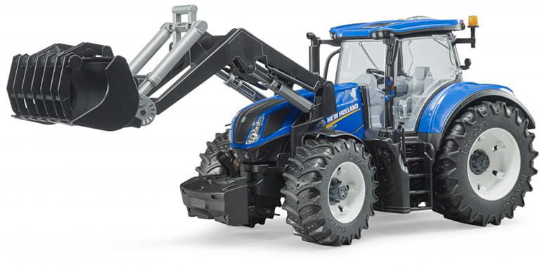 TRAKTOR BRUDER 03121 NEW HOLLAND T7.315