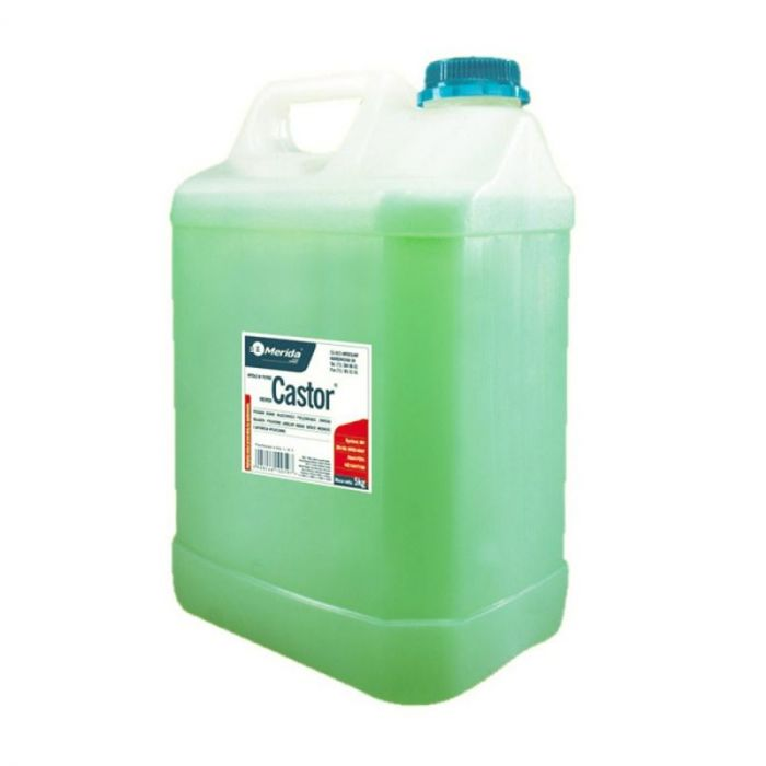 Mydło w płynie Merida Castor seledynowe 5 kg