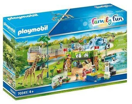 PLAYMOBIL - FAMILY FUN - ZEBRY - 70356