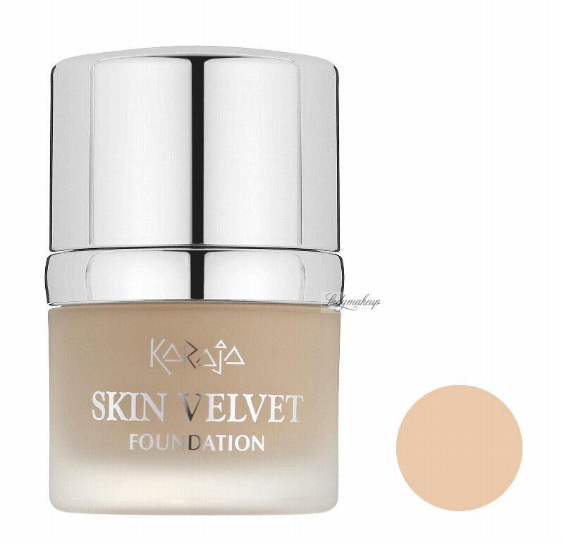 Karaja - Skin Velvet - Podkład liftingujący - 101