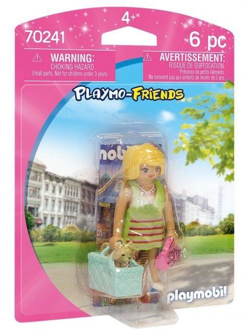 Playmobil - Fashion girl 70241