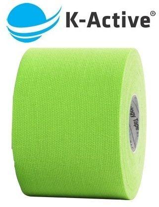Kinesiology K-Active Tape 5m ZIELONY (NITTO DENKO)