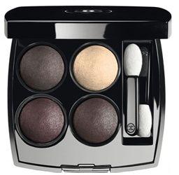 Chanel Les 4 Ombres Multi-effect Quadra Eye Shadow 208 Tisse Gabrielle Poczwórne cienie do powiek - 2g Do każdego zamówienia upominek gratis.