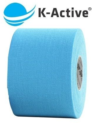 Kinesiology K-Active Tape 5m NIEBIESKI (NITTO DENKO)