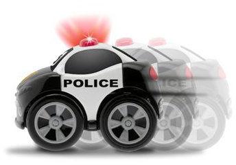 Chicco Samochodzik Policja 2-6 lat Chicco Samochód Kolekcjonera Policja 2+