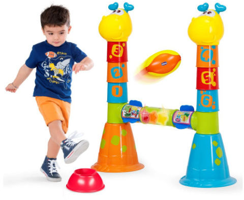 Chicco Jungle Rugby 18m-5 lat Chicco z Serii Fit&Fun Rugby 18 miesięcy +