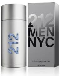 Carolina Herrera 212 Men NYC. edt 200 ml