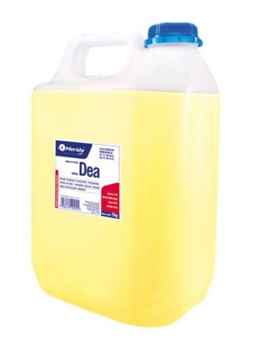 Mydło w płynie Merida Dea cytrynowe 5 kg
